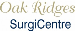 Oak Ridges Surgi Centre logo