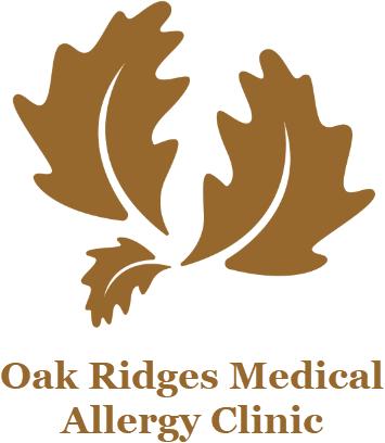 Oak Ridges Allergy Clinic logo