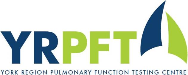 York Region Pulmonary Function Testing Centre logo